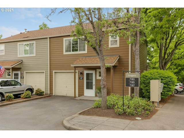 7183 SW Sagert St #104, Tualatin, OR 97062 (MLS #21454897) :: Coho Realty