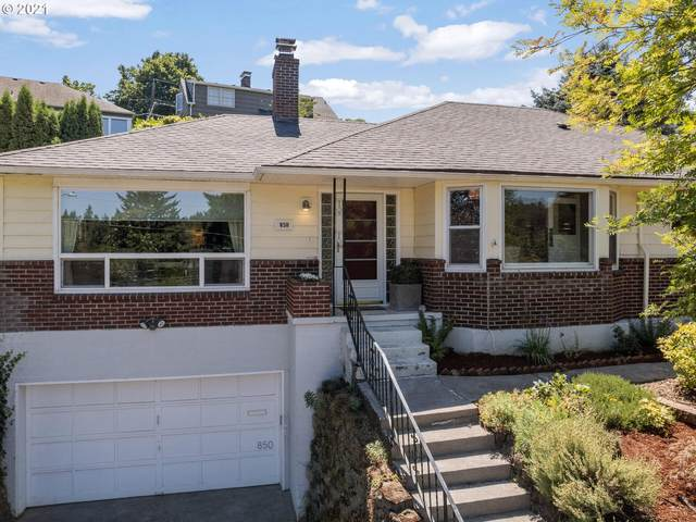 850 SW Troy St, Portland, OR 97219 (MLS #21455337) :: Cano Real Estate