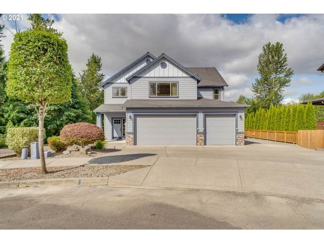 39744 Wall St, Sandy, OR 97055 (MLS #21455483) :: Next Home Realty Connection