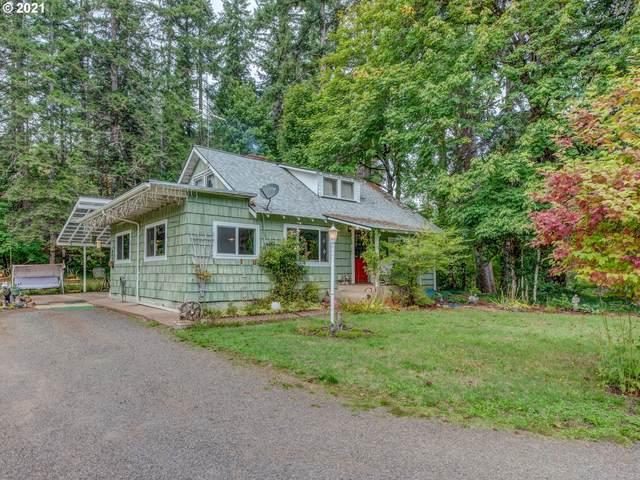2155 Bennett Creek Rd, Cottage Grove, OR 97424 (MLS #21455677) :: Triple Oaks Realty