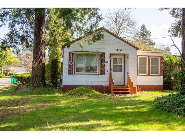 314 SE 172ND Ave, Portland, OR 97233 (MLS #21455775) :: Tim Shannon Realty, Inc.