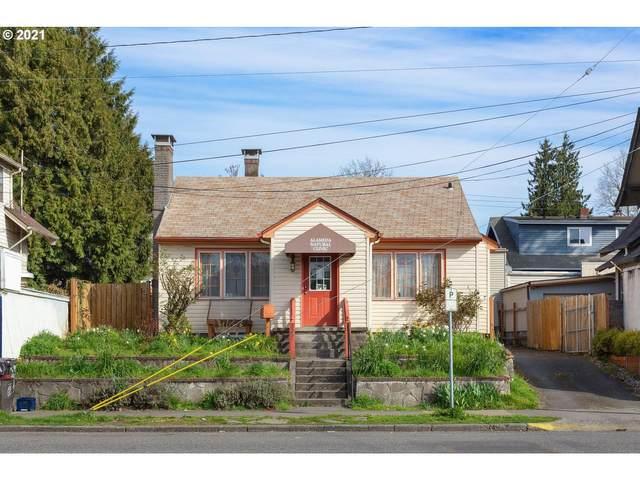 3351 NE Broadway St, Portland, OR 97232 (MLS #21455908) :: Stellar Realty Northwest