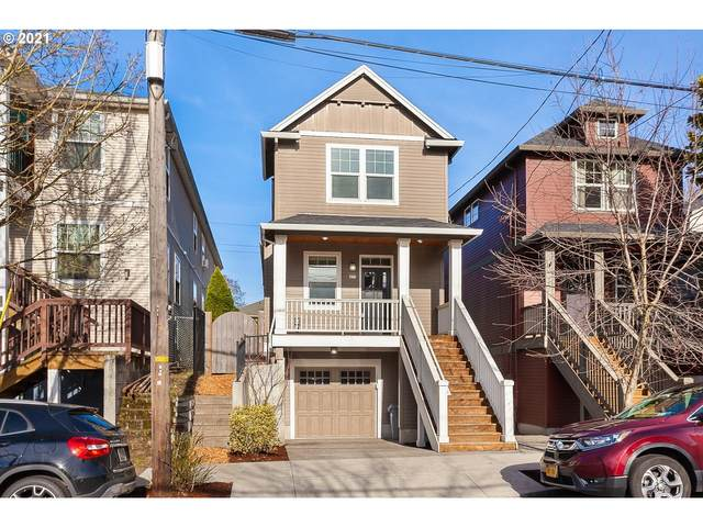 437 NE Graham St, Portland, OR 97212 (MLS #21456453) :: Next Home Realty Connection