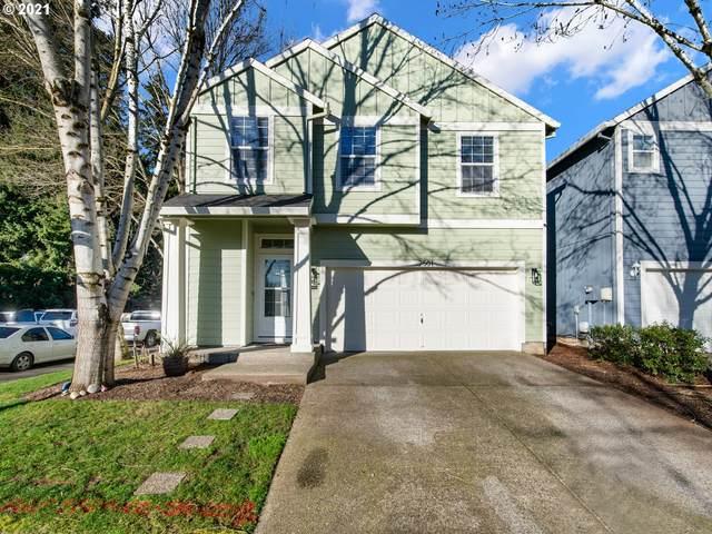 7501 NE Catherine Ct, Hillsboro, OR 97124 (MLS #21456531) :: Brantley Christianson Real Estate