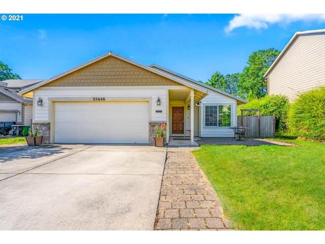 35646 Jakobi St, St. Helens, OR 97051 (MLS #21456573) :: McKillion Real Estate Group