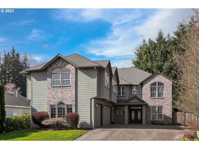 3708 NE 131ST St, Vancouver, WA 98686 (MLS #21456612) :: Premiere Property Group LLC