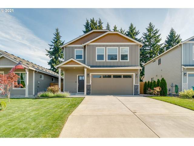 10711 NE 70TH St, Vancouver, WA 98662 (MLS #21456790) :: Next Home Realty Connection