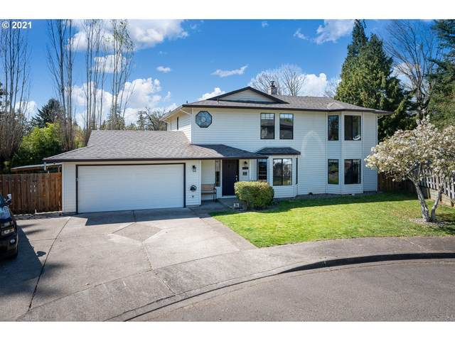 5900 SE Derdan Ct, Milwaukie, OR 97222 (MLS #21456958) :: Fox Real Estate Group