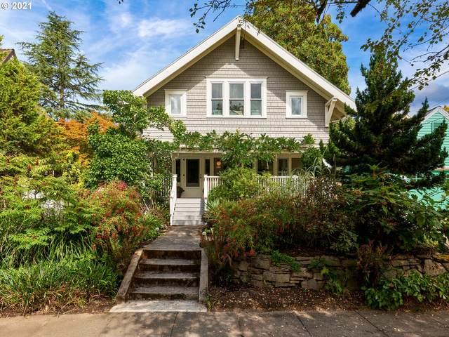 3615 NE Knott St, Portland, OR 97212 (MLS #21457246) :: Cano Real Estate