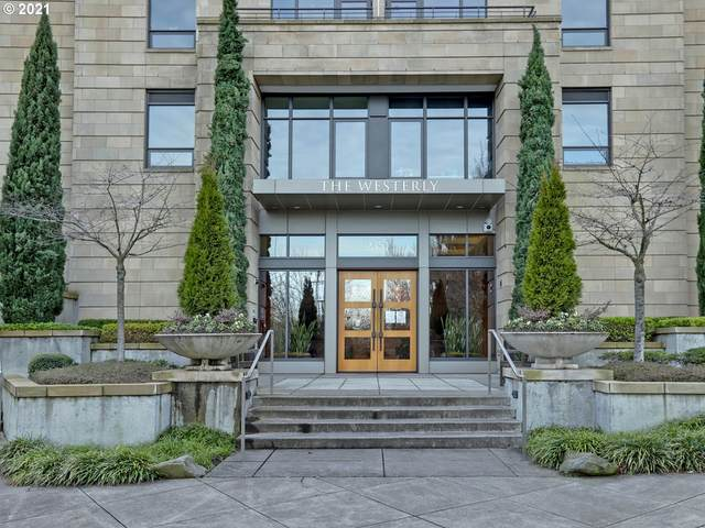 2351 NW Westover Rd #505, Portland, OR 97210 (MLS #21457374) :: Change Realty