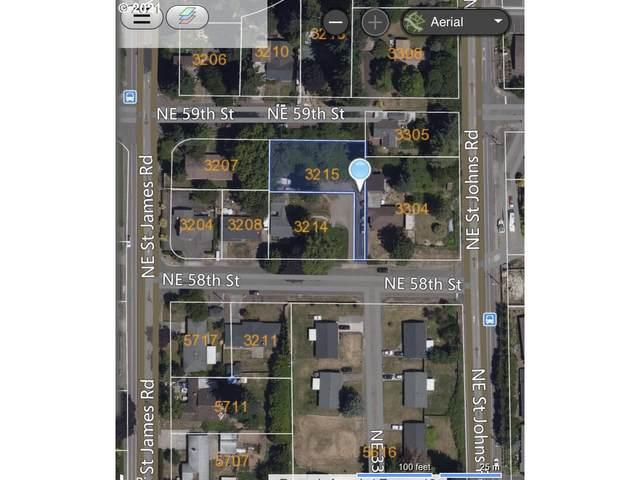 3215 NE 59TH St, Vancouver, WA 98663 (MLS #21457402) :: Keller Williams Portland Central