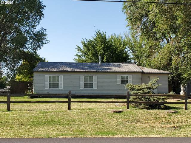 535 N Dunne St, Stanfield, OR 97875 (MLS #21457528) :: McKillion Real Estate Group