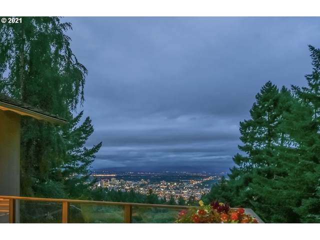 SW Fairmount Blvd Lot 1, Portland, OR 97238 (MLS #21457542) :: Holdhusen Real Estate Group