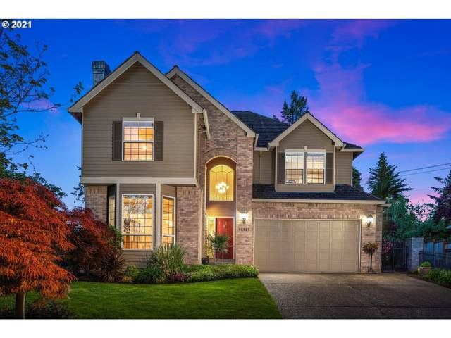 10125 SW Luster Ct, Tualatin, OR 97062 (MLS #21457674) :: Fox Real Estate Group
