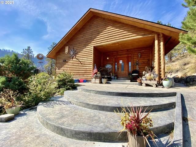 630 Clover Springs Rd, Naches, WA, WA 98937 (MLS #21457847) :: McKillion Real Estate Group