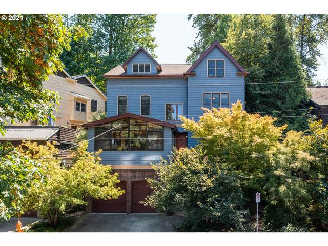 3472 NW Savier St, Portland, OR 97210 (MLS #21458153) :: Townsend Jarvis Group Real Estate