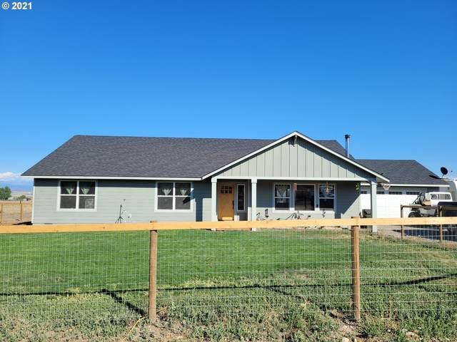 43949 Pocahontas Rd, Baker City, OR 97814 (MLS #21459310) :: Premiere Property Group LLC