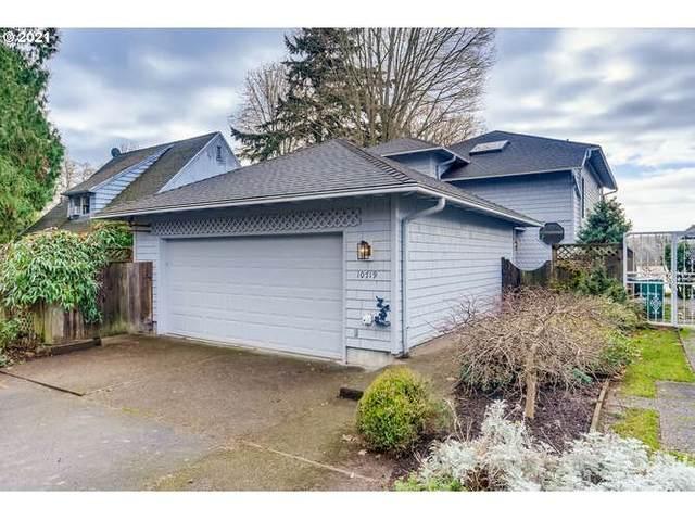 10719 SE Riverway Ln, Milwaukie, OR 97222 (MLS #21459346) :: Fox Real Estate Group