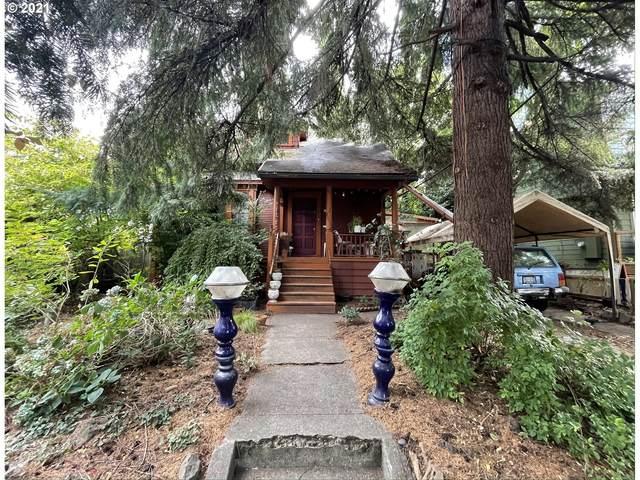 624 NE 28TH Ave NE, Portland, OR 97232 (MLS #21459357) :: Gustavo Group