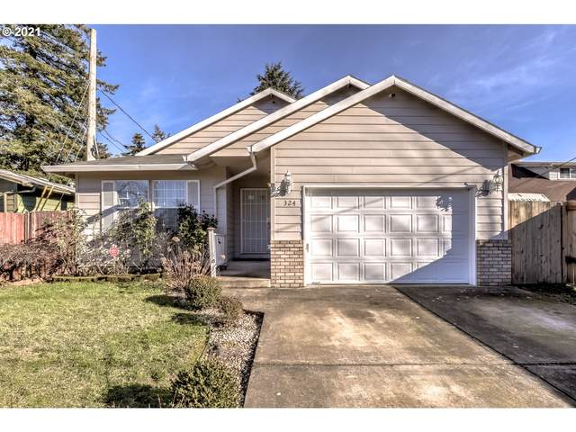 324 SE 139TH Ave, Portland, OR 97233 (MLS #21459606) :: Premiere Property Group LLC