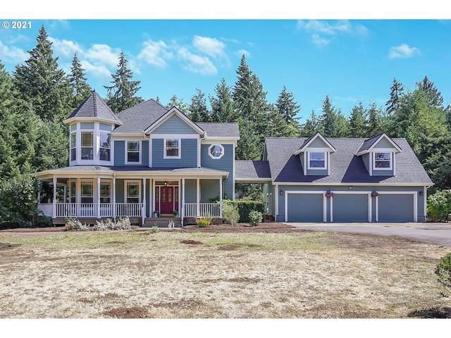 16860 Brown Rd, Dallas, OR 97338 (MLS #21459942) :: Fox Real Estate Group