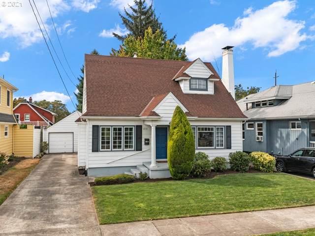 2715 NE 61ST Ave, Portland, OR 97213 (MLS #21460059) :: McKillion Real Estate Group