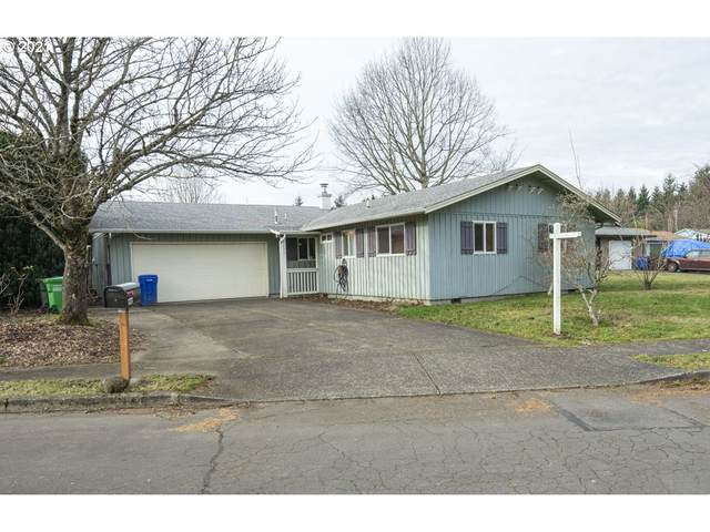 1277 NE 14TH Ln, Gresham, OR 97030 (MLS #21460118) :: Townsend Jarvis Group Real Estate