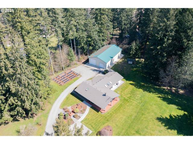 1009 SE 271ST Ave, Camas, WA 98607 (MLS #21460333) :: Beach Loop Realty
