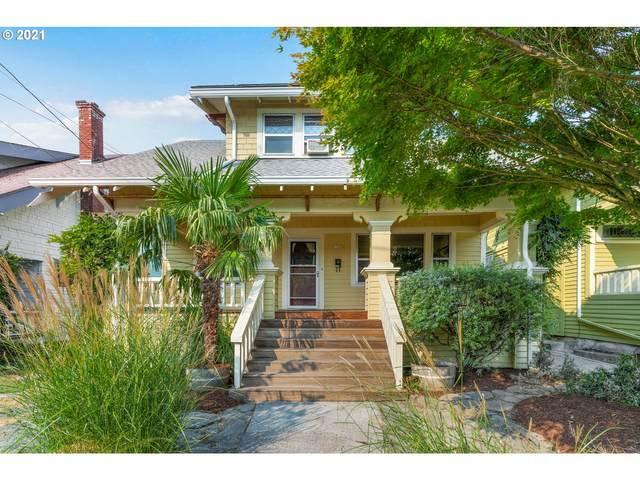 1743 SE 36TH Ave, Portland, OR 97214 (MLS #21460524) :: Lux Properties
