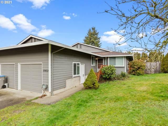 10650 SW Garden Park Pl, Tigard, OR 97223 (MLS #21460638) :: Song Real Estate
