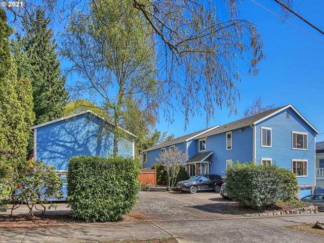 814 SE 27TH Ave, Portland, OR 97214 (MLS #21460685) :: Premiere Property Group LLC