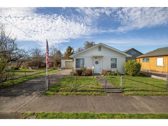 1032 Hermann, Myrtle Point, OR 97458 (MLS #21460862) :: Song Real Estate