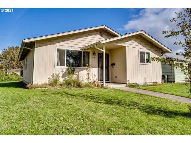 814 L St, Springfield, OR 97477 (MLS #21461077) :: Triple Oaks Realty