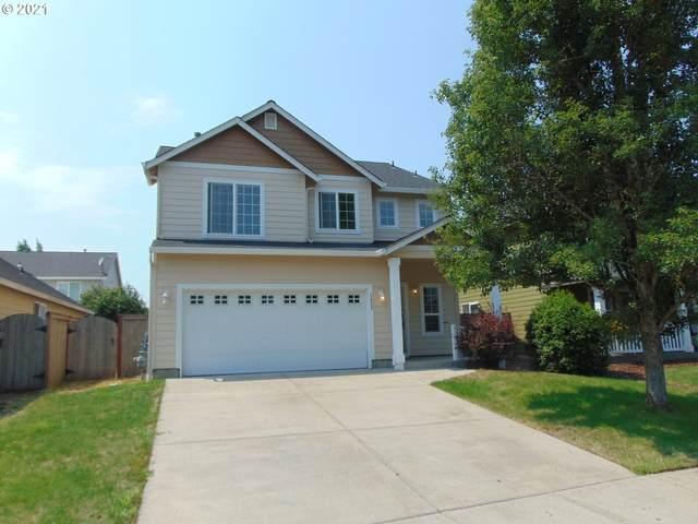4032 NE 166TH Ave, Vancouver, WA 98682 (MLS #21461087) :: Fox Real Estate Group