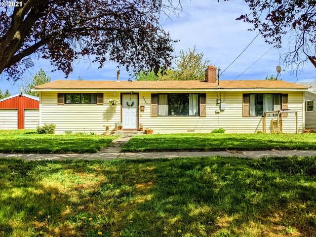 2607 4TH St, La Grande, OR 97850 (MLS #21461129) :: Fox Real Estate Group
