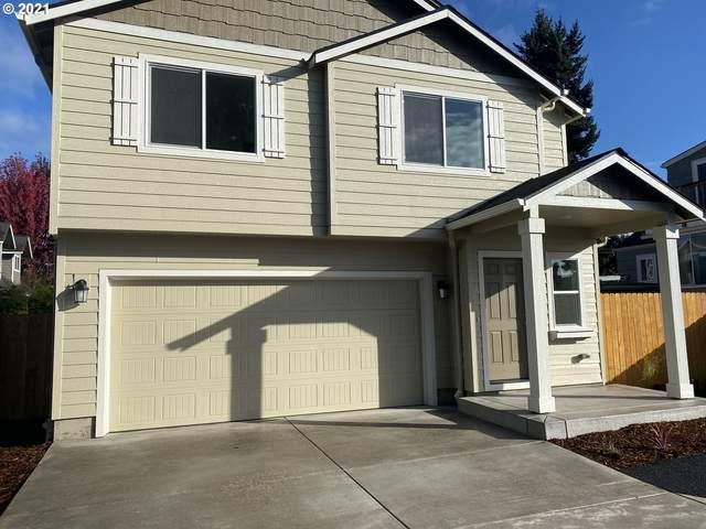 886 N Park, Eugene, OR 97404 (MLS #21461313) :: Song Real Estate