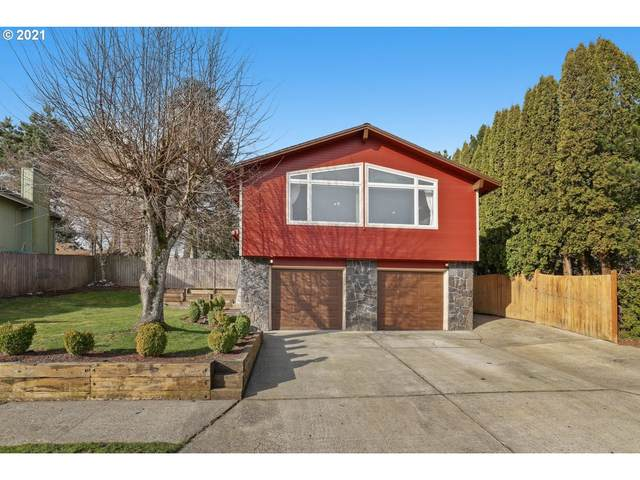 2021 SE Hale Dr, Gresham, OR 97080 (MLS #21461505) :: Next Home Realty Connection