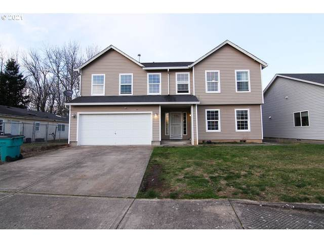 2000 NE 83RD St, Vancouver, WA 98665 (MLS #21461534) :: Song Real Estate