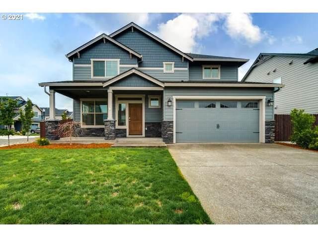 5415 NE 134TH St, Vancouver, WA 98686 (MLS #21461634) :: Coho Realty