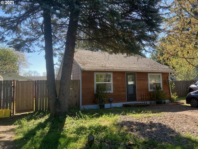 2816 SE 133RD Ave, Portland, OR 97236 (MLS #21462036) :: Fox Real Estate Group