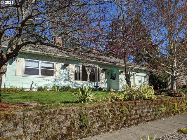 4200 NW Carlton Ct, Portland, OR 97229 (MLS #21462178) :: Premiere Property Group LLC