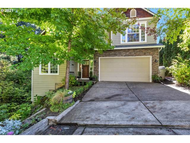 12722 SW Bugle Ct, Tigard, OR 97224 (MLS #21462273) :: Fox Real Estate Group