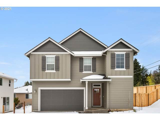 38459 Maple St Hs 9, Sandy, OR 97055 (MLS #21462487) :: Holdhusen Real Estate Group