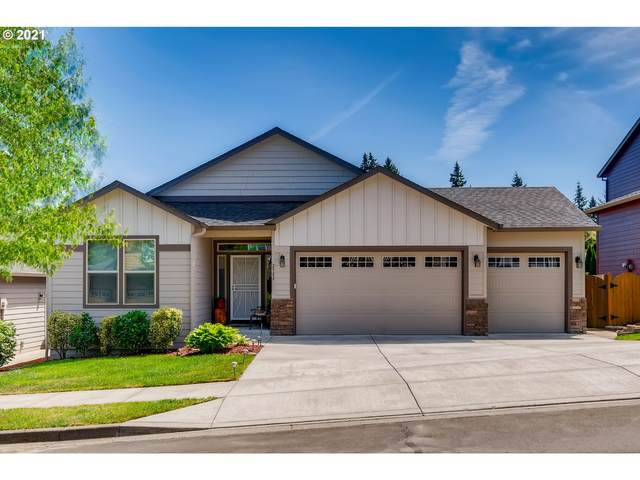 2522 N P Cir, Washougal, WA 98671 (MLS #21462547) :: Cano Real Estate