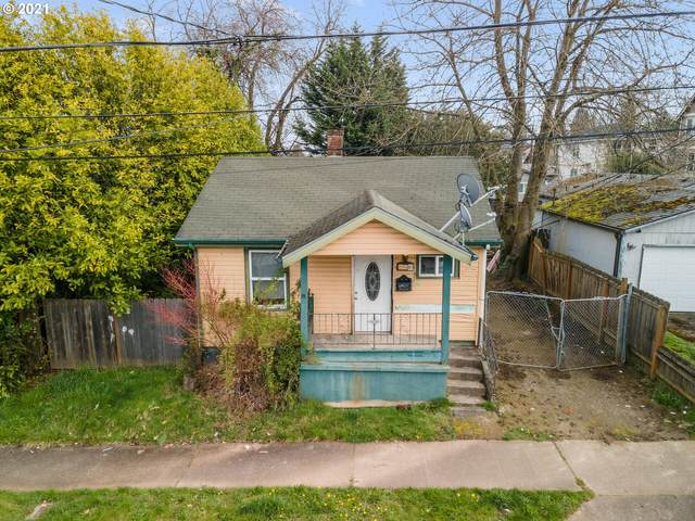 8430 N Seward Ave, Portland, OR 97217 (MLS #21463220) :: Next Home Realty Connection