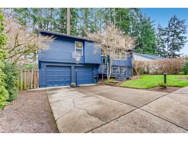 6634 SW 153RD Ave, Beaverton, OR 97007 (MLS #21463343) :: Brantley Christianson Real Estate