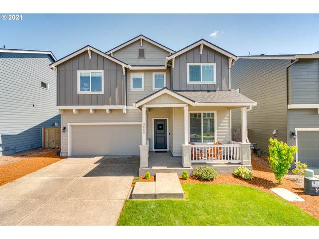 3658 NE Pioneer St, Camas, WA 98607 (MLS #21463901) :: Next Home Realty Connection