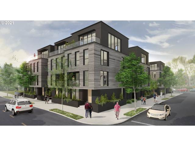2805 NW Thurman St #4, Portland, OR 97210 (MLS #21464023) :: Townsend Jarvis Group Real Estate