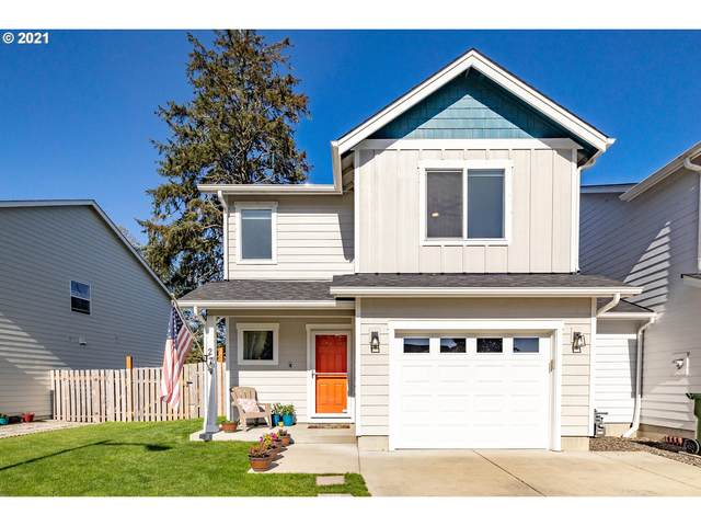 27 NW 6th Pl, Warrenton, OR 97146 (MLS #21464036) :: Fox Real Estate Group