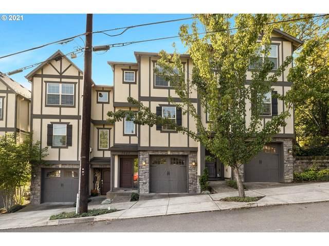 3684 SW Baird St, Portland, OR 97219 (MLS #21464096) :: Holdhusen Real Estate Group